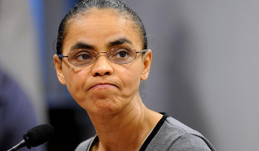 Marina esquece o Acre e declara apoio a candidato do PSB ao governo do Rio