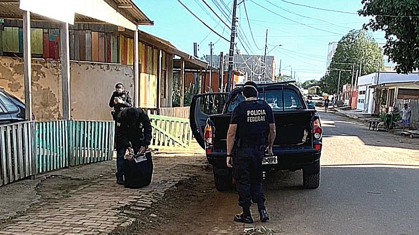PF faz operação contra suposta quadrilha que fraudava licitações no governo