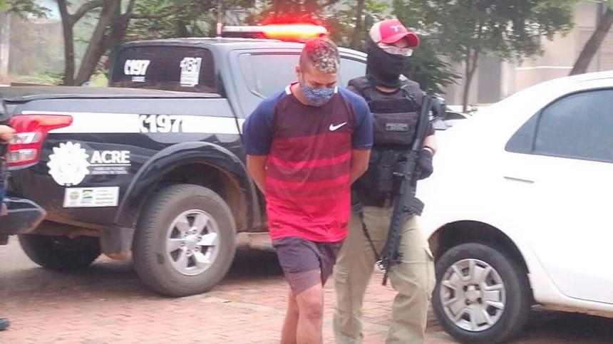 Polícia cumpre 11 mandados de busca no Acre em operação contra o tráfico