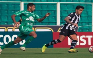 Chapecoense é superada pelo Figueirense no jogo de ida das quartas de final