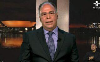 """""""Difícil isso virar tema de preocupação"""", diz Fernando Bezerra sobre """"Bolsolão"""""""