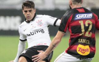 Corinthians recebe o Sport na Neo Química Arena pelo Brasileirão