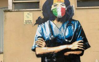 Itália registra 5.321 casos e 5 mortes por Covid no domingo