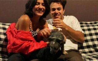 Termina namoro de Giullia Buscacio com vocalista da banda Lagum