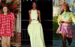 O que esperar das tendências de moda primavera/verão 2022